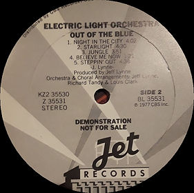 Out Of The Blue KZ2 35530 Promo Side 2