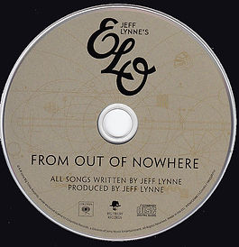 From Out Of Nowhere CD 19075987112