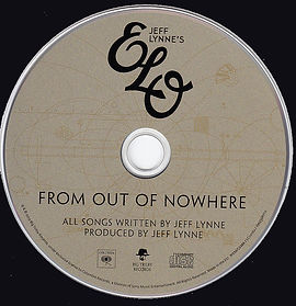 From Out Of Nowhere CD 19075987102