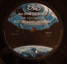 ELO  All over The World USA LP 88985317941