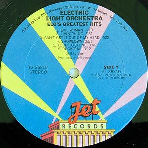 ELO Greatest Hits FZ 36310