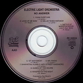 No Answer CD ZK 35524 2nd Issue