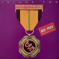 ELO's Greatest Hits II EPC 471956 1 - Spain