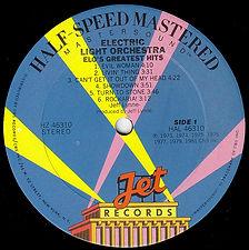 ELO Greatest Hits Half Speed Master HZ 46310