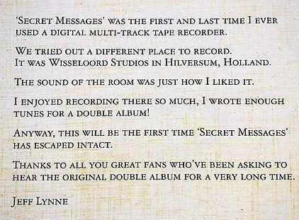 Secret Messages 19075837691