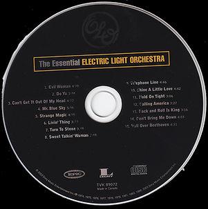 The Essential ELO EK 89072