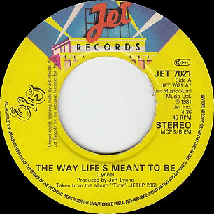 The Way Lifes Meant To Be - JET 7201