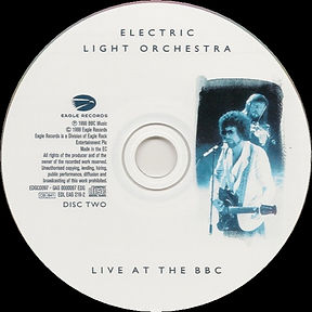 ELO The At The BBC  - EAMCD097