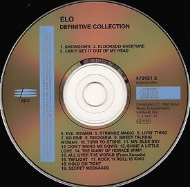 Best Of The Best Gold - ELO Definitive Collection - 472421 6