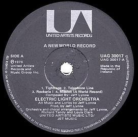A New World Record UAG 30017 Ireland