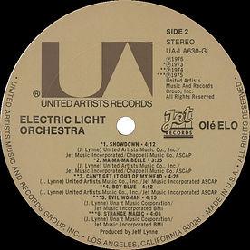 Ole ELO UA-LA630-G Side 2