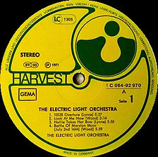 The Electric Light Orchestra - 1C 064-92970