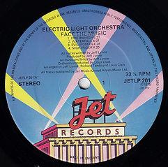 Face The Music JetLP 201