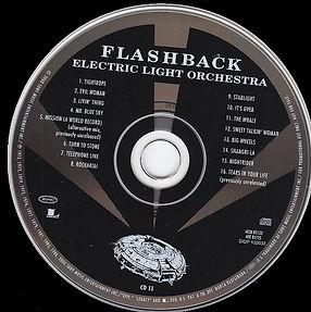Flashback CD - AE3K 85123 - Promo
