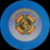 All Over The World Blue Vinyl JET 10 195