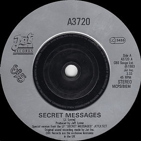 Secret Messages JET A3720