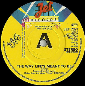 The Way Life's Meant To Be  - Jet 7021 - Promo