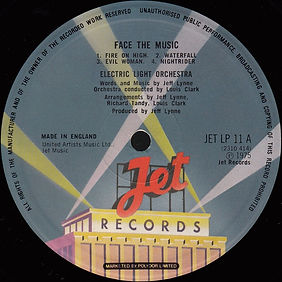 Face The Music JetLP11
