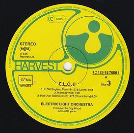 Milestones ELO & ELO 2 - 1C 128-7685 1