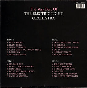 The Very Best Of ELO - 466558 1 - Spain