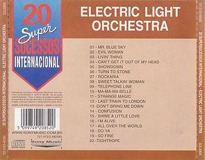 Electric Light Orchestra – 20 Supersucessos Internacional