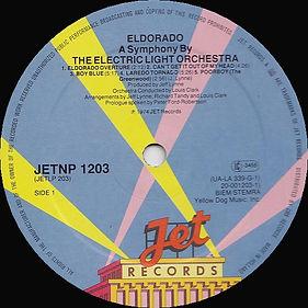 Eldorado Jet NP 203 / UA-LA339G