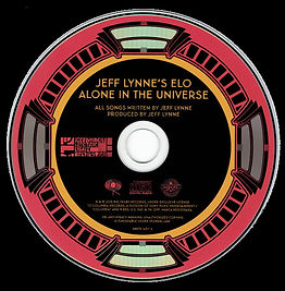 ELO Alone In The Universe CD