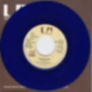 Fire On High Jet UP 36184 Blue Vinyl