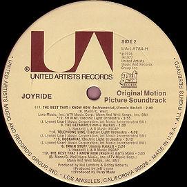 Joyride UA-LA784-H Side 2