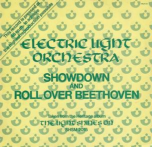Showdown / Roll Over Beethoven PSLP 213