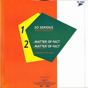 Matter Of Fact / Matter Of Fact TA 7090