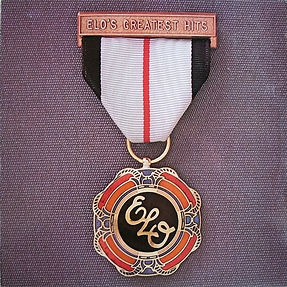 ELO Greatest Hits EPIC 450357-1 - Spain