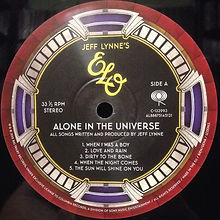 Alone in the Universe 88875145121