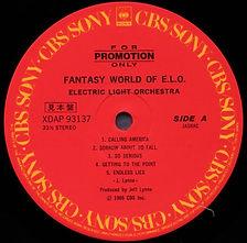Fantasy World Of E.L.O