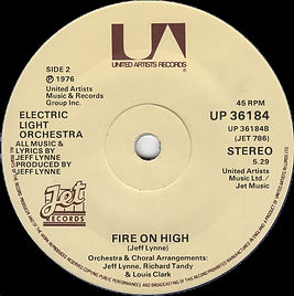 Fire On High B Side UP 36184
