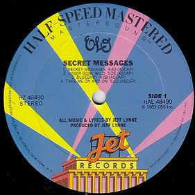 Secret Messages HZ 438490 - Half Speed Master