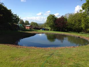 Alun Gedrych Ltd - Pond/Lake