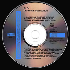 ELO Definitive Collection 472421 9