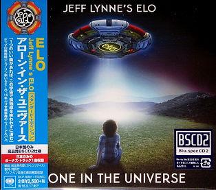 Alone In the Universe Blu-Spec CD2