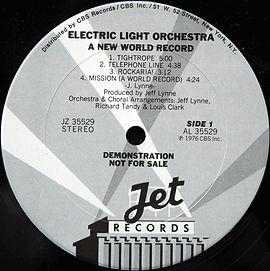 A New World Record - JZ 35529