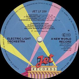 A New World Record Jet LP 200 Holland