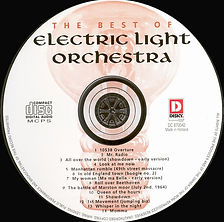 The Best Of Electric Light Orchestra - DC 870042