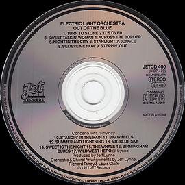 OOTB JET CD400 Single Austria CD
