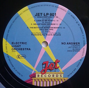 ELO LP JET LP 901