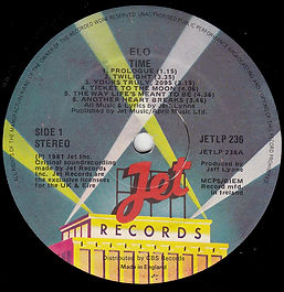Time LP JETLP 236 - Ireland