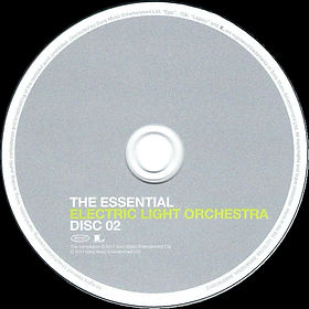 The EssentialElectric Light Orchestra 88697973612