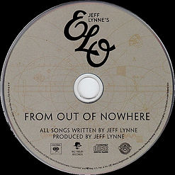 From Out Of Nowhere CD 19075987112 - USA
