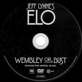 Wembley or Bust - Japan DVD