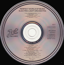 ELO Perfect World Of Music JetCD 24043