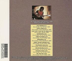 ELO Greatest Hits ZK 36310 Club Rear Inl